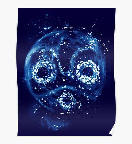 mononoke nebula Poster