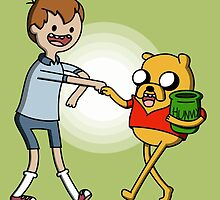 Finnie the Pooh by MichielvB