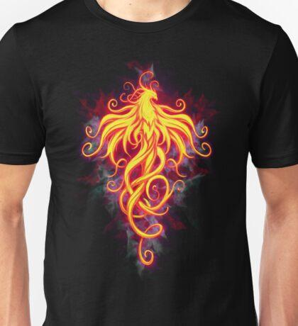 Royal Phoenix Unisex T-Shirt