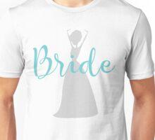 bride Silhuette Unisex T-Shirt