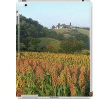 Sorghum country iPad Case/Skin
