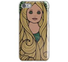 Retro Kerry Doll  iPhone Case/Skin