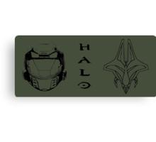 Clash of the Titans - Halo  Canvas Print