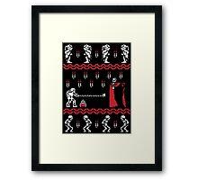 Christmasvania Framed Print
