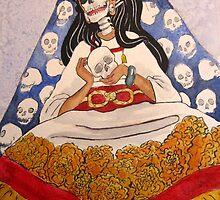 Mictecacihuatl by Jessie Perry
