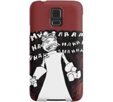 Doctor Horrible - Non Transparent Evil Laugh Samsung Galaxy Case/Skin