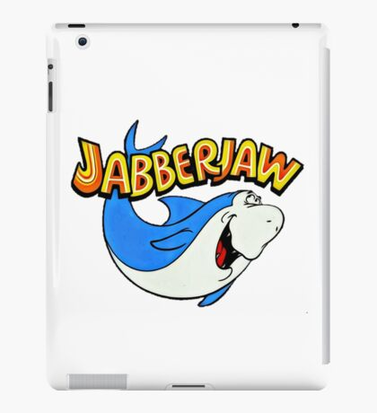 Jabberjaw iPad Case/Skin