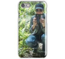 Photographing the Photographer iPhone Case/Skin