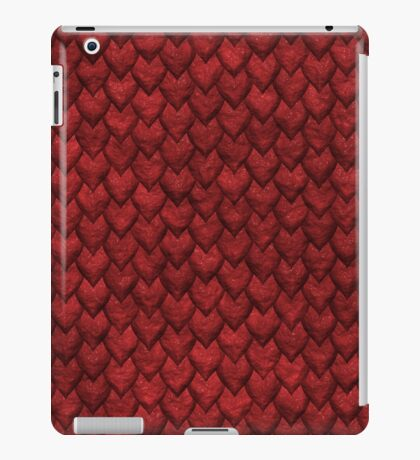Red Dragon skin  iPad Case/Skin