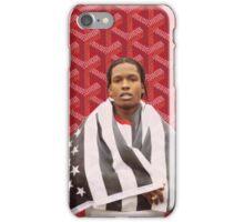 A$AP America Goyard  iPhone Case/Skin
