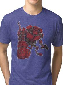 Hellbot Tri-blend T-Shirt