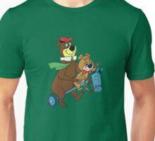 Yogi Bear & Boo Boo Unisex T-Shirt