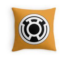 Sinestro Corps Throw Pillow