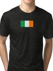 Irish Flag Tri-blend T-Shirt