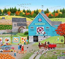 Bountiful Harvest by kirbeekatz