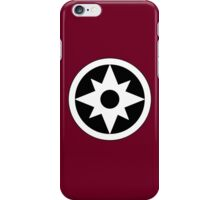 Star Sapphire Corps iPhone Case/Skin