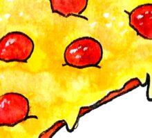 BITE ME pizza Sticker