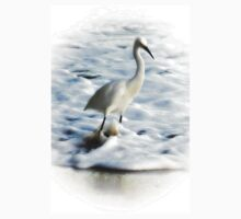 Snowy Egret Kids Clothes