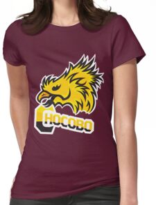 TEAM CHOCOBO! Womens Fitted T-Shirt