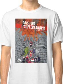 Tour of Sufferlandria 2015 Classic T-Shirt