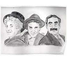 Marx Bros Poster
