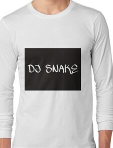 DJ SNAKE Long Sleeve T-Shirt