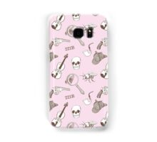 221B Pattern Samsung Galaxy Case/Skin