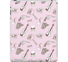 221B Pattern iPad Case/Skin