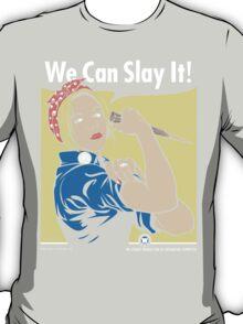 Buffy the Riveter T-Shirt