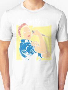 Buffy the Riveter Unisex T-Shirt