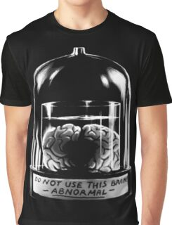 Abby Normal BLACK Graphic T-Shirt