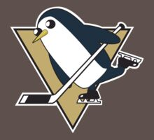 Pittsburgh Penguins featuring Gunter Mashup Kids Clothes