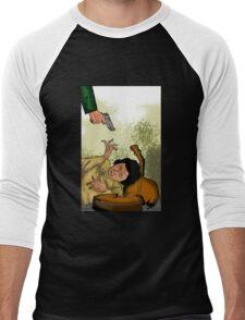 before death Men's Baseball ¾ T-Shirt