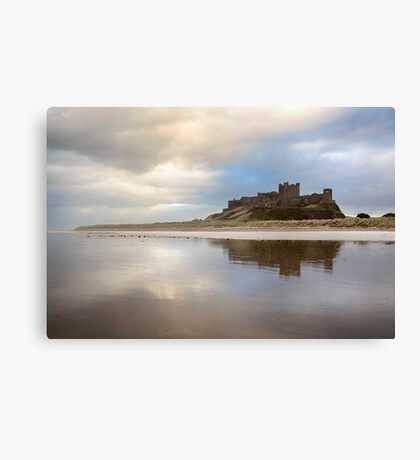 Northumberland Reflections Canvas Print
