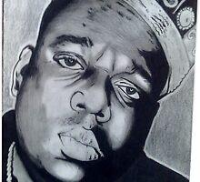 Notorious B.I.G. by fabio992