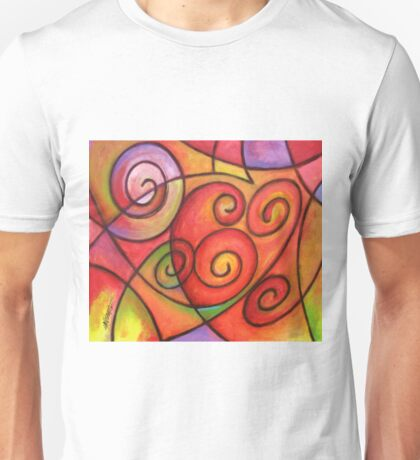 In my Hearth Unisex T-Shirt