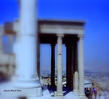 View from Parthenon by Charmiene Maxwell-Batten