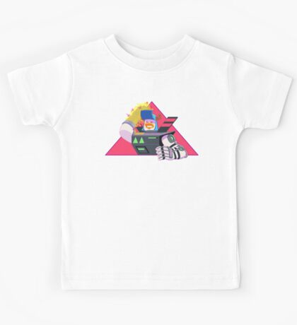 STEP OFF! Kids Tee