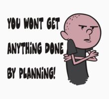 Karl Pilkington - Planning by MrPilkingtons