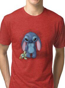 Stitch - Lonely Tri-blend T-Shirt
