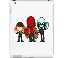 DIDN'T I KILL YOU ALREADY?! iPad Case/Skin