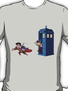 Wrong Phonebooth T-Shirt