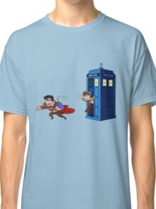 Wrong Phonebooth Classic T-Shirt