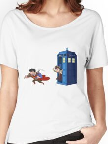 Wrong Phonebooth Women's Relaxed Fit T-Shirt
