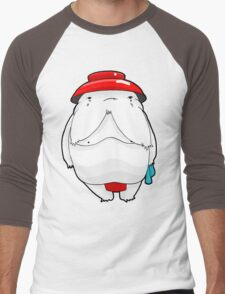 radish spirit Men's Baseball ¾ T-Shirt