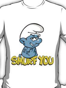 Ingress Resistance - Smurf You T-Shirt