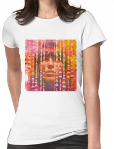 Melody's Echo Chamber Album Cover Womens Fitted T-Shirt
