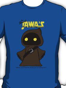 Honest Jawa's Used Droids Emporium T-Shirt