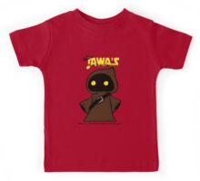 Honest Jawa's Used Droids Emporium Kids Tee