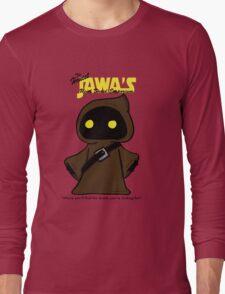 Honest Jawa's Used Droids Emporium Long Sleeve T-Shirt